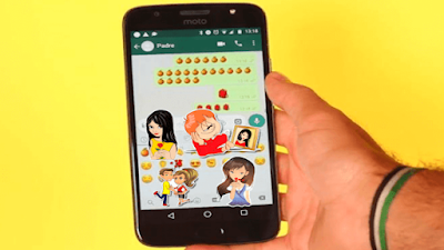 طريقة إظهار ملصقات الواتساب أصبحت متوفرة الآن للمستخدمين وإليك كيف تبعثها إلى أصدقائك