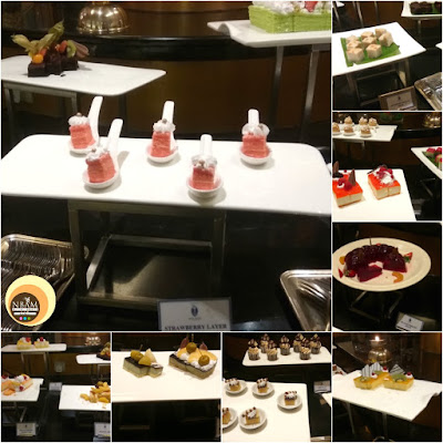 Taman Sari Brassiere Dessert Spread at Hotel Istana, Food Pictures