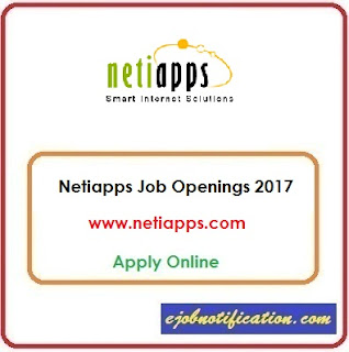 PHP Developer Openings at Netiapps Jobs in Bangalore Apply Online