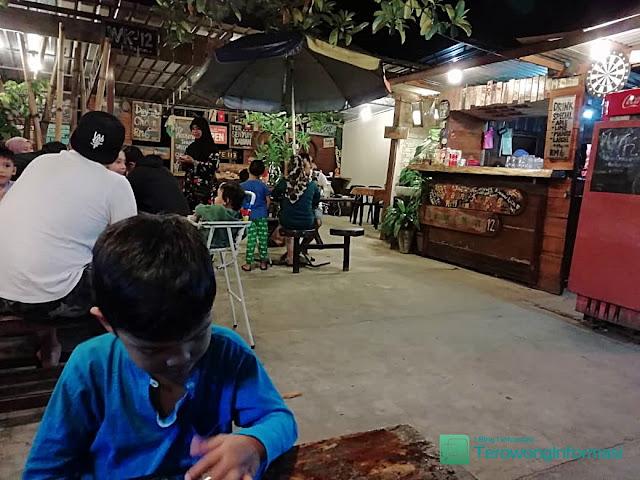 Warung Kampung 12, Pulau Langkawi
