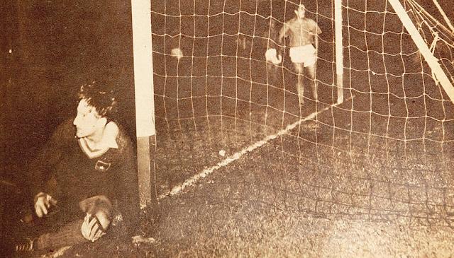 Argentina y Chile en Campeonato Sudamericano de 1946