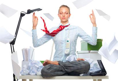 le yoga de l 39 art le yoga au bureau a change la vie. Black Bedroom Furniture Sets. Home Design Ideas