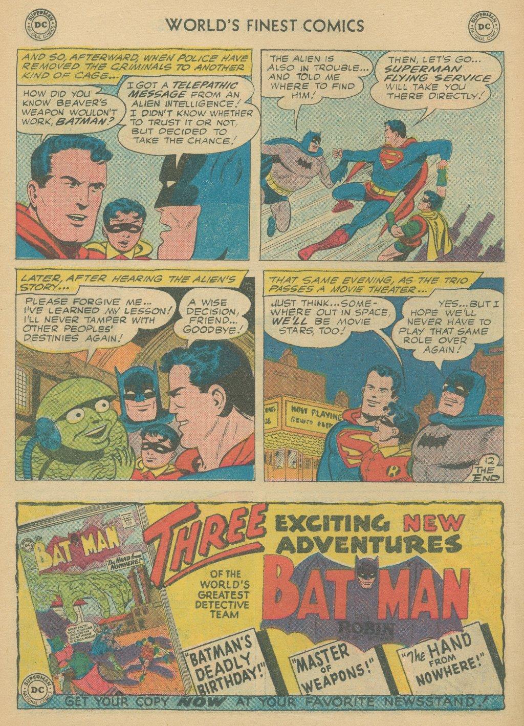 Read online World's Finest Comics comic -  Issue #108 - 14