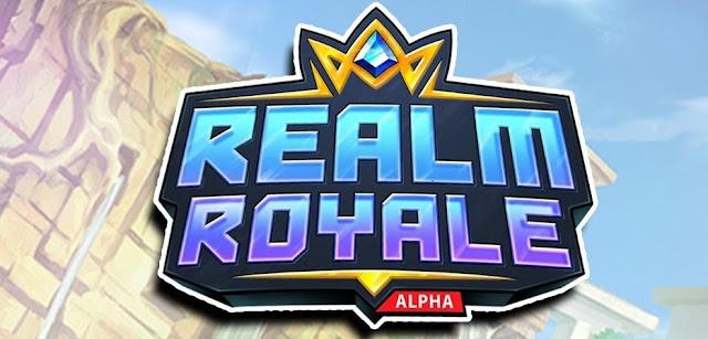 Realm Royale el battle royale de Hi-rez llega al 1 millón de descargas!