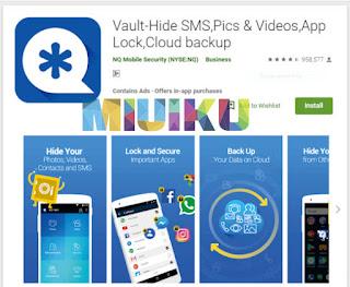 aplikasi app lock terbaik android 2019