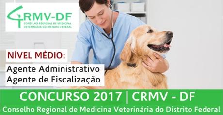 Concurso CRMV-DF 2017