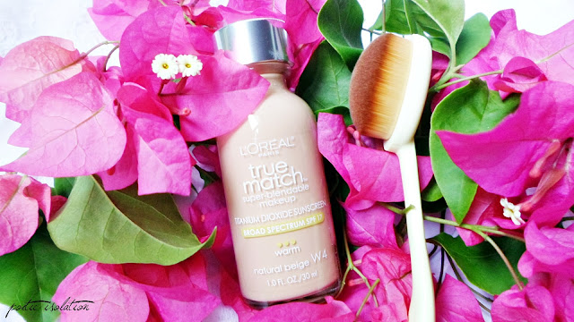 L'OREAL Paris True Match Super-Blendable Makeup Foundation Review