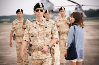 Drama Descendants of the Sun