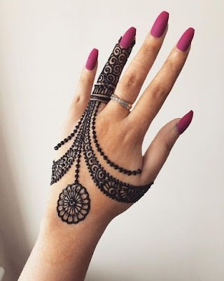 121 Simple mehndi designs for hands