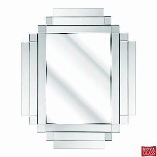 Καθρέπτης Art-Deco Κωδ AD004
