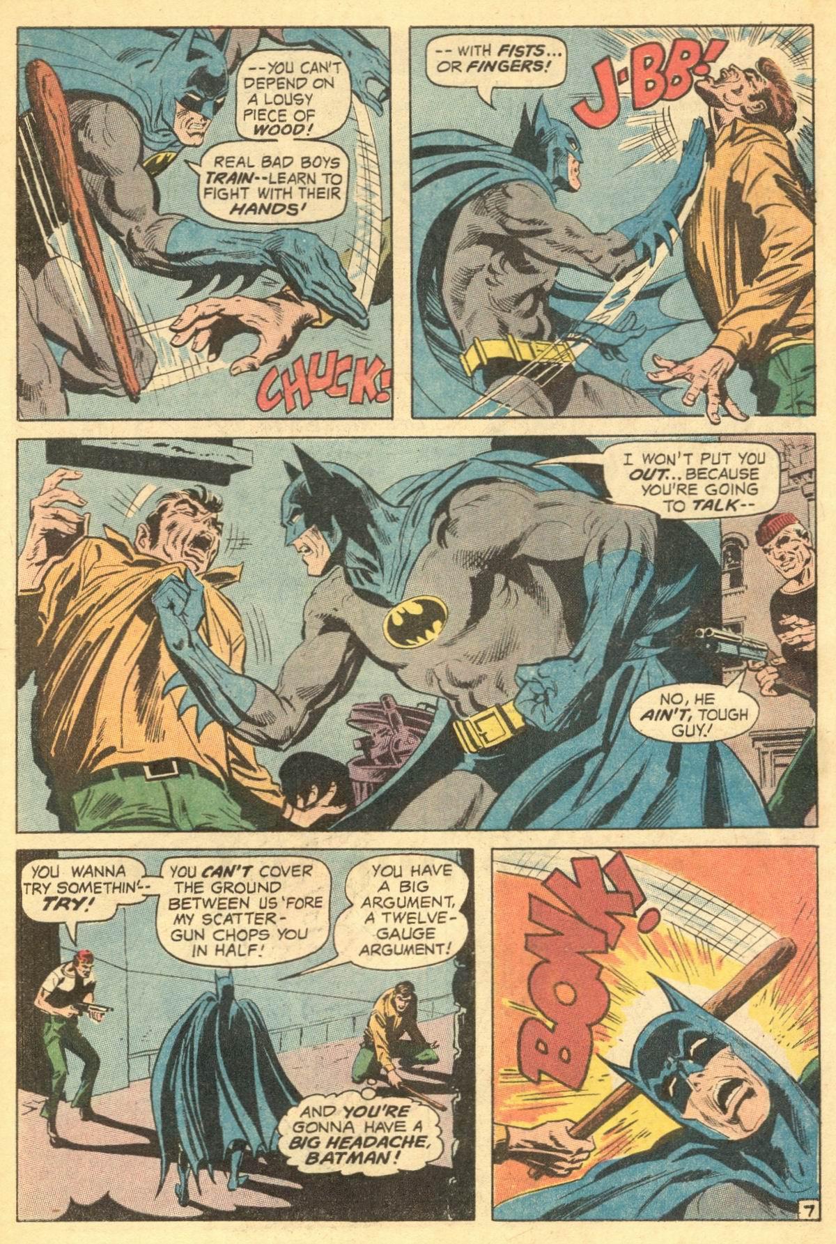 Detective Comics (1937) 419 Page 10