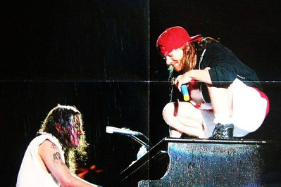 Dizzy Reed: Keyboardist Guns N' Roses