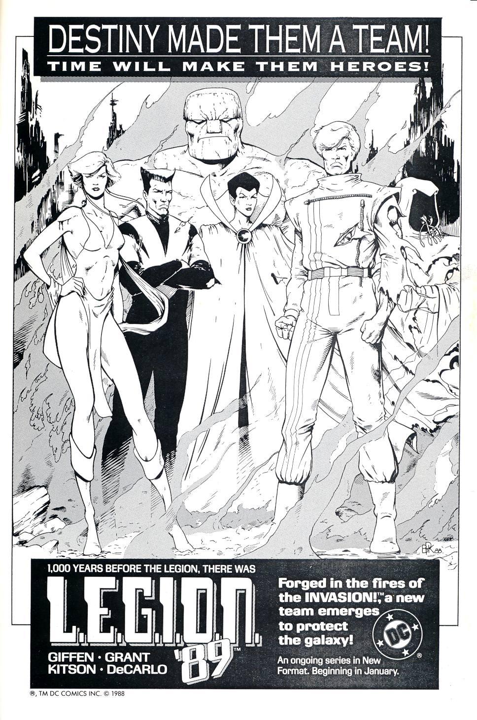 Read online Secret Origins (1986) comic -  Issue #37 - 46