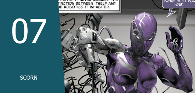 daftar symbiote marvel