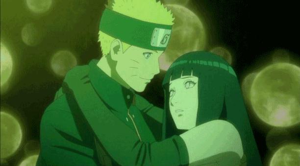 Pasangan Anime Terbaik - Naruto Uzumaki X Hinata Hyuga