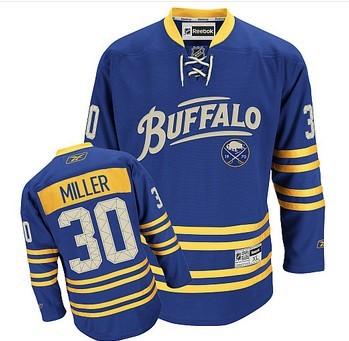 repjerseys  Ryan Miller  30 Buffalo Sabres hockey jersey ... 593707ba37b