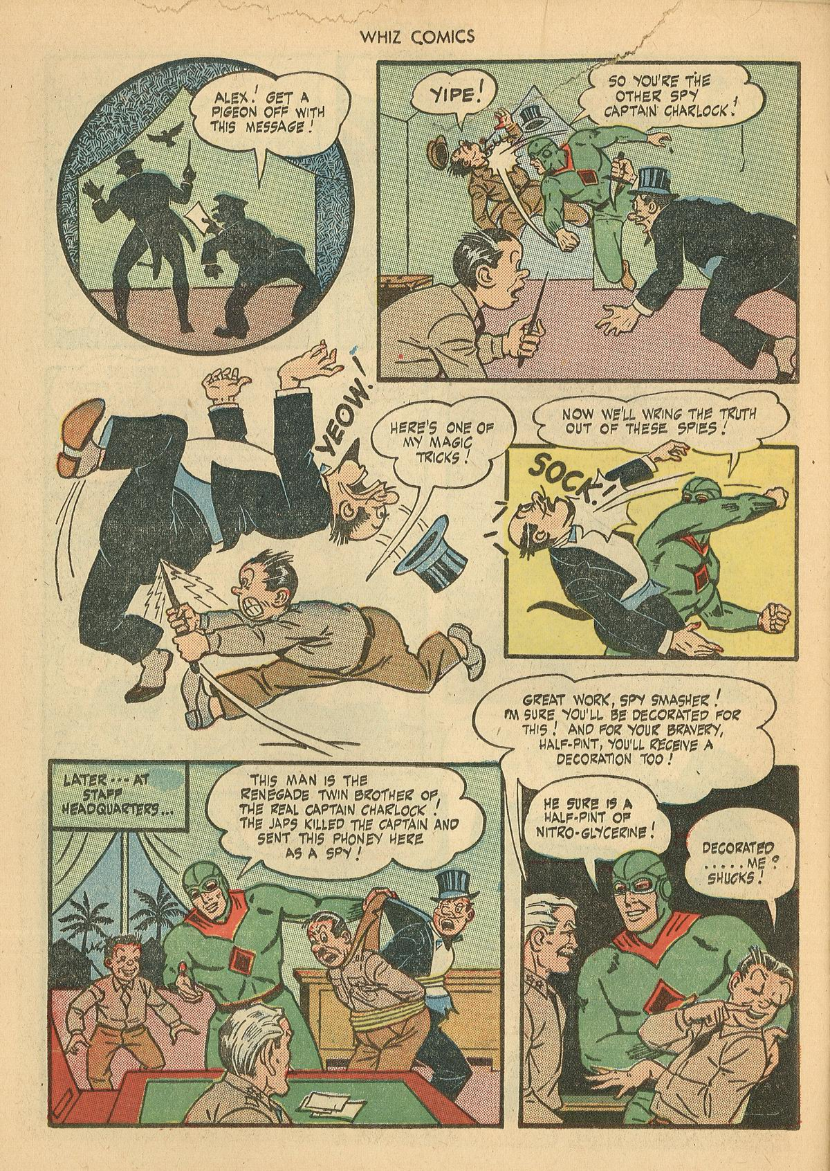 WHIZ Comics issue 67 - Page 26