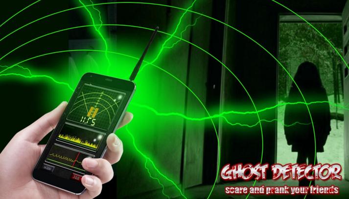 4 Aplikasi Pendeteksi Hantu Paling Keren Untuk Android