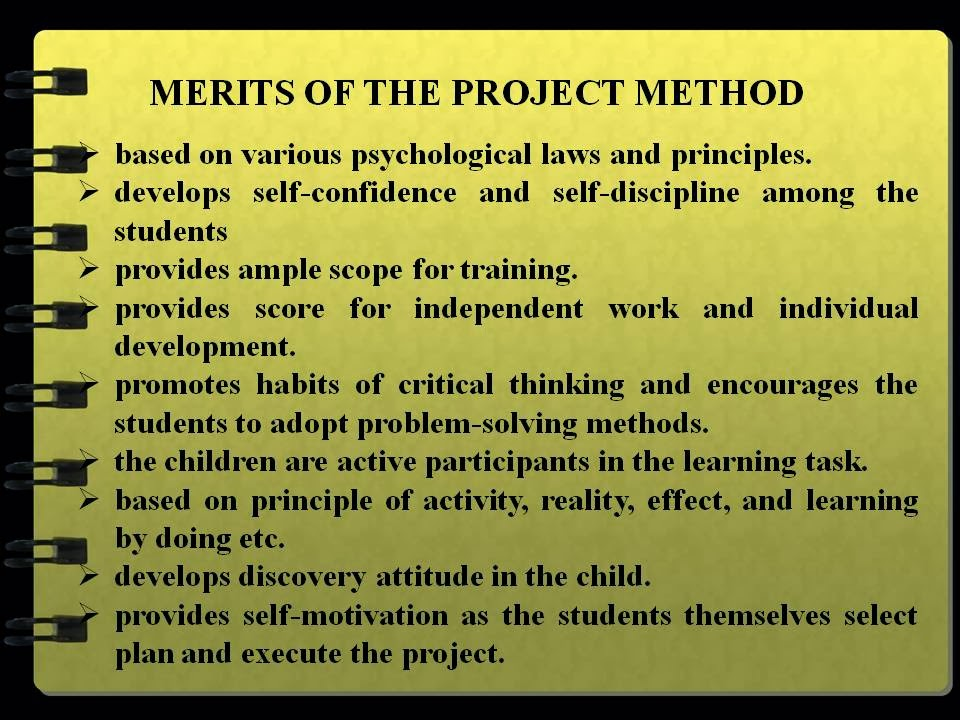The methods used in teaching mathematics Research paper