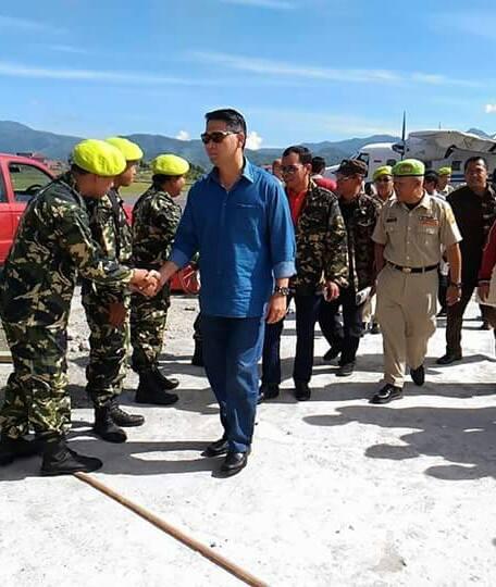 Ketua PPM Propinsi Jambi Tiba di Kerinci