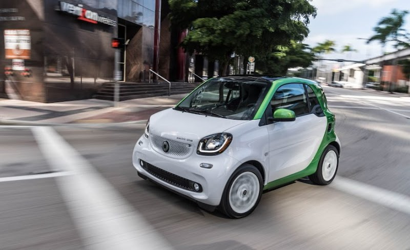 2018 Smart For two Electric Drive