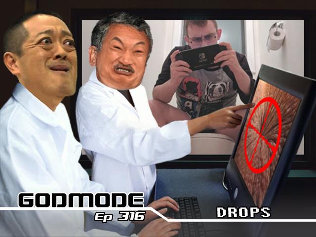 GODMODE 316 - DROPS