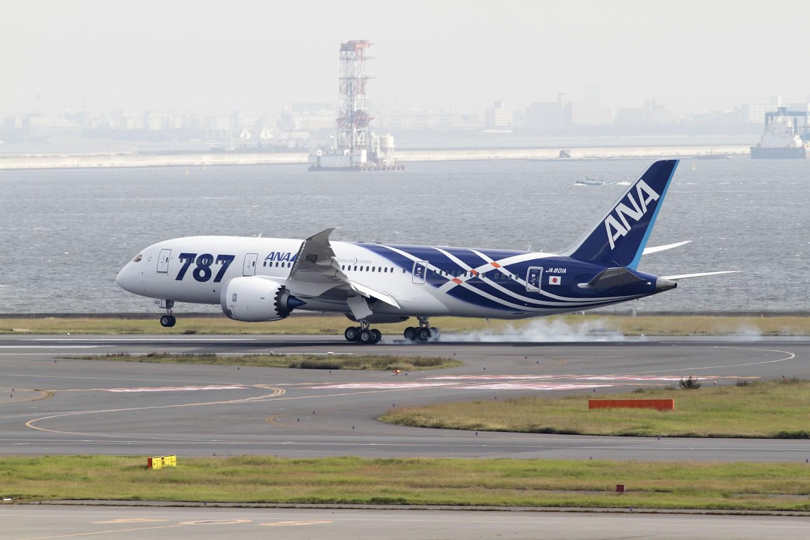 Quem é o BOEING 787? – Parte 2   É MAIS QUE VOAR