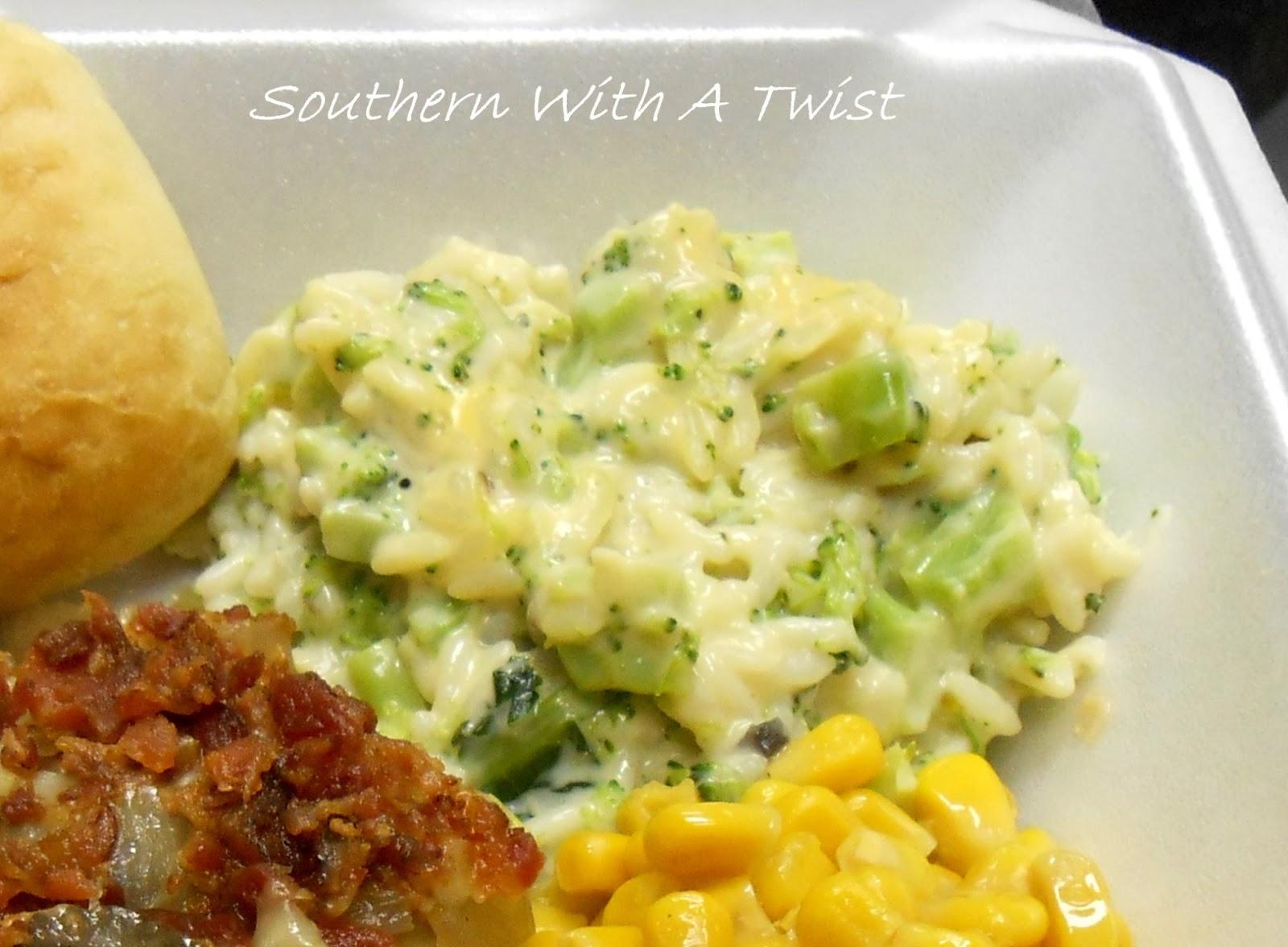 Southern With A Twist Broccoli Casserole-4956