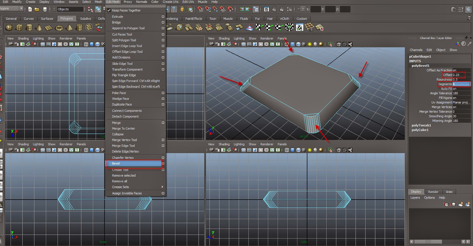 Joystick Modeling 03