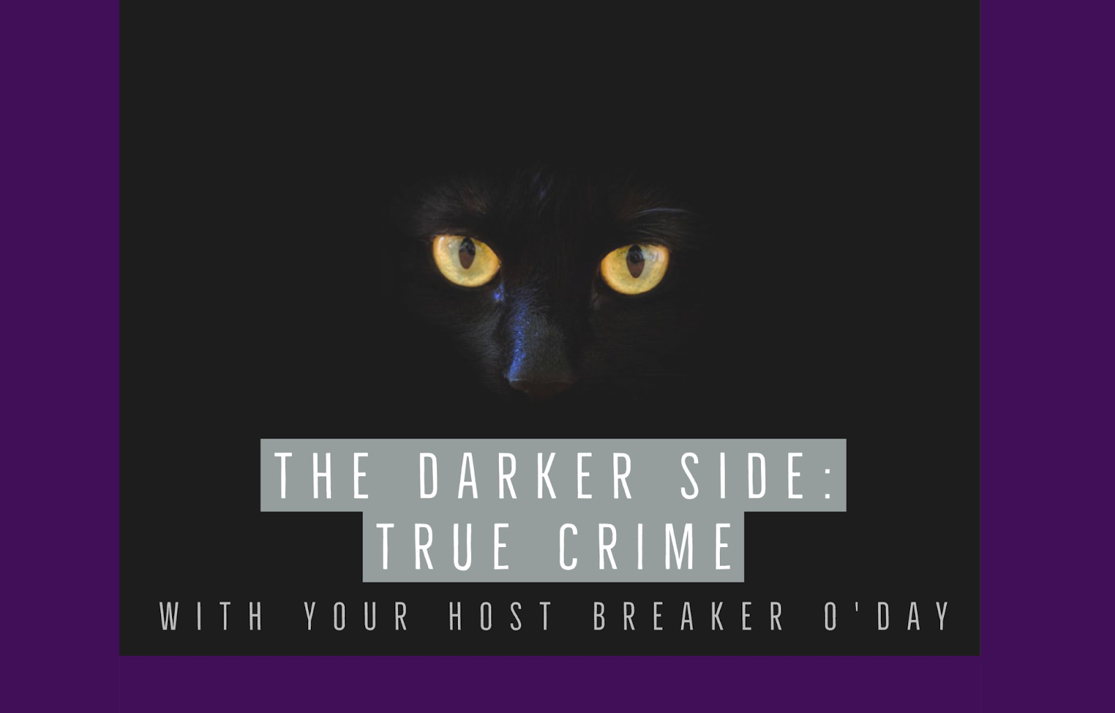 The Darker Side True Crime