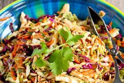 Thaí Chícken Salad Recípe