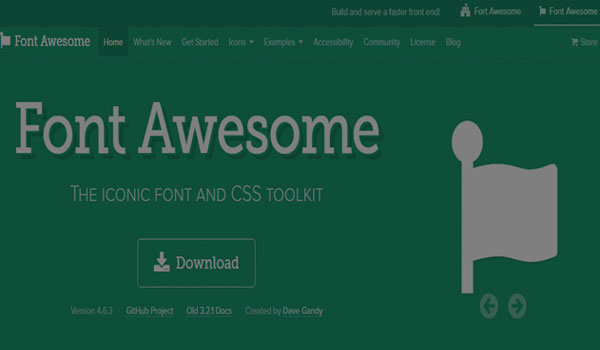 Cara Mendapatkan Embed Font Awesome Berubah Lho