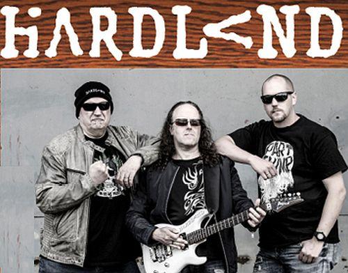 HARDLAND (Netherlands) - Hardland (2017) inside