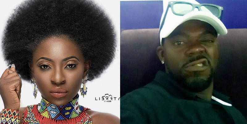 Aww! Late actress Bukky Ajayi's son Kunle proposes to Yvonne Jegede who turned 33 today