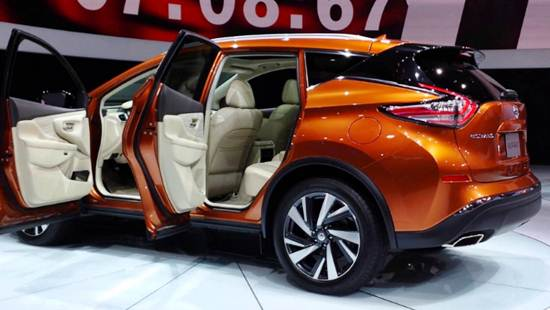2018 Nissan Murano Reviews and Prices