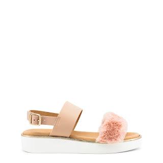 Sandalias para mujer Ana Lublin Irina rosa