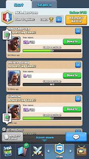 Cara Mendapatkan Gold dan Epic Card di Clash Royale