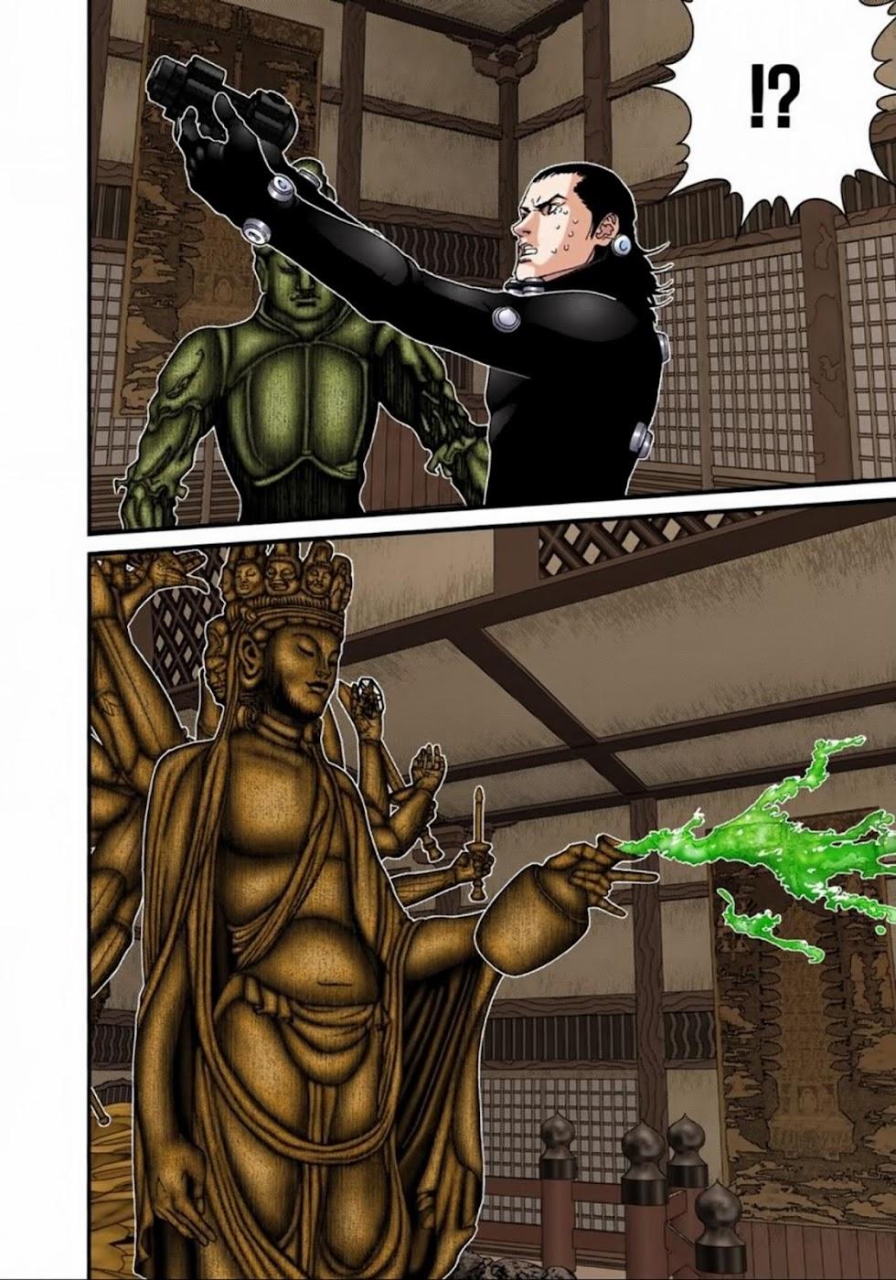 Gantz Chap 77: Trả thù trang 10