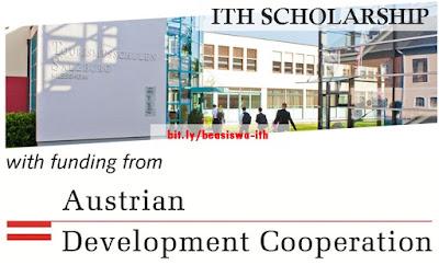 ith scholarships beasiswa perhotelan di austria