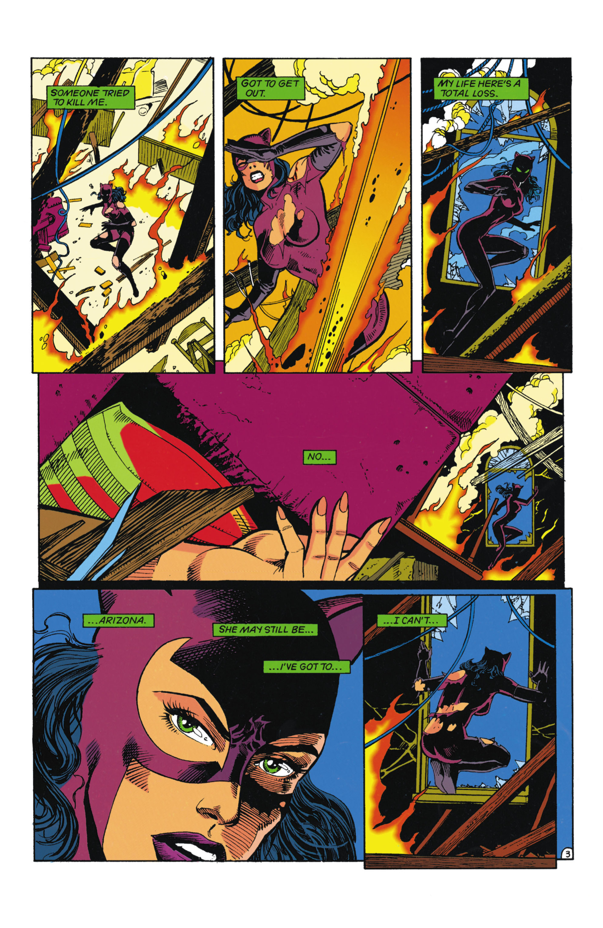 Catwoman (1993) Issue #2 #7 - English 4