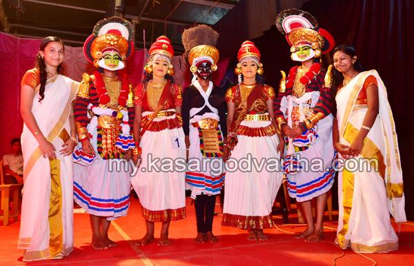 Kerala, News, Kasaragod, Chemnad, District Kalolsavam, Arabic Kalolsavam, Sanskrit Ganalapanam, Dist Kalotsavam result announced.