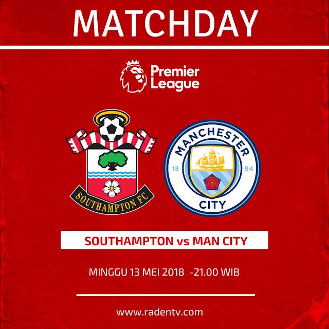 Southampton vs Man City