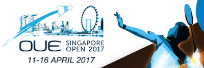 OUE Singapore Open Super Series 2017