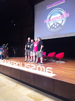 Conferencia Retro en Gamepolis 2016