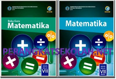 Silabus, Prota, Promes dan RPP Matematika Kelas 7 SMP/ MTs K-13 Revisi 2017