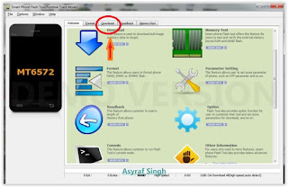 spflashtool Guide To Flash or Install Stock Rom On Bricked / Bootloop Micromax Q391 Canvas Doodle 4. Root