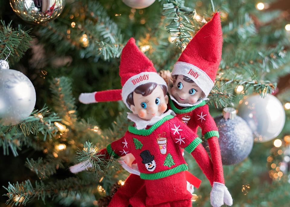 Elf on the Shelf- Santa's Helper or Creepy Minion
