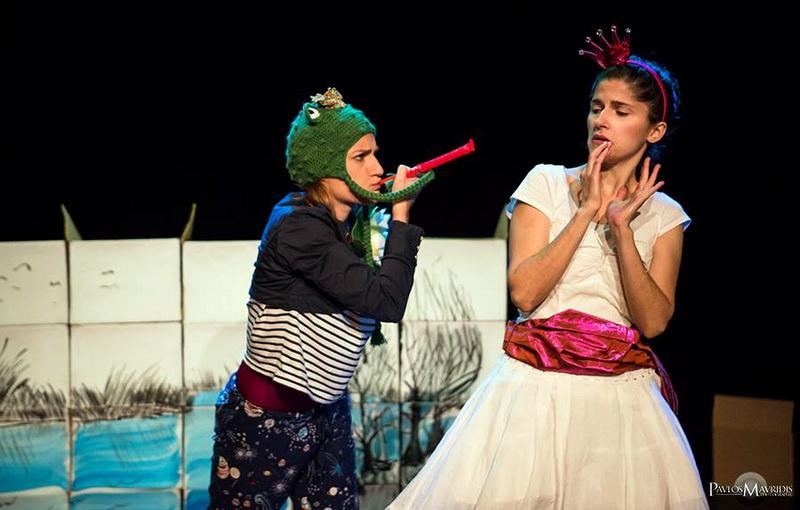 Η θεατρική παράσταση «ΒατΡαπουνζέλ» στο Μουσείο Μετάξης Σουφλίου