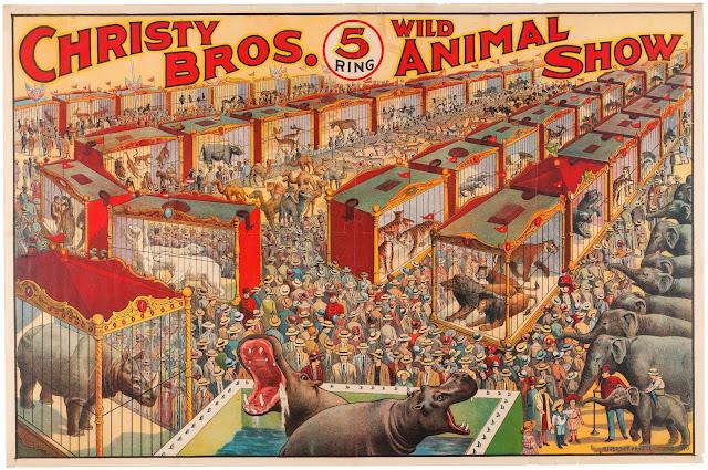 Affiches de cirque 005
