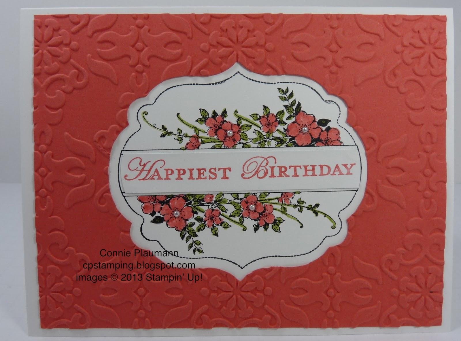 Creative Possibilities: Happy Birthday Tina